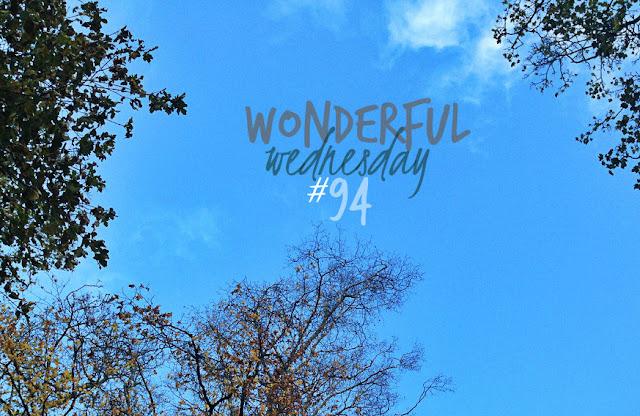 Wonderful Wednesday #94