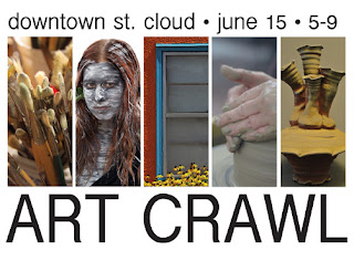 Art Crawl St. Cloud MN