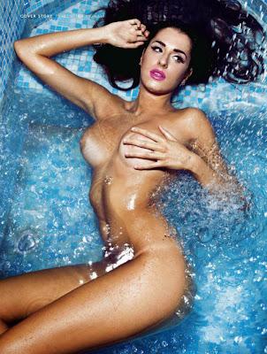 Valentina Vignali Playboy Italy nude cover girl nude Ottobre 2013