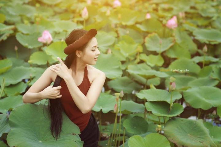 Thai nha van lo nhu hoa 045 Trọn bộ ảnh Thái Nhã Vân lộ nhũ hoa cực đẹp
