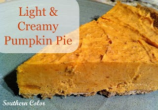 http://southerncolor.blogspot.com/2011/10/light-creamy-pumpkin-pie.html