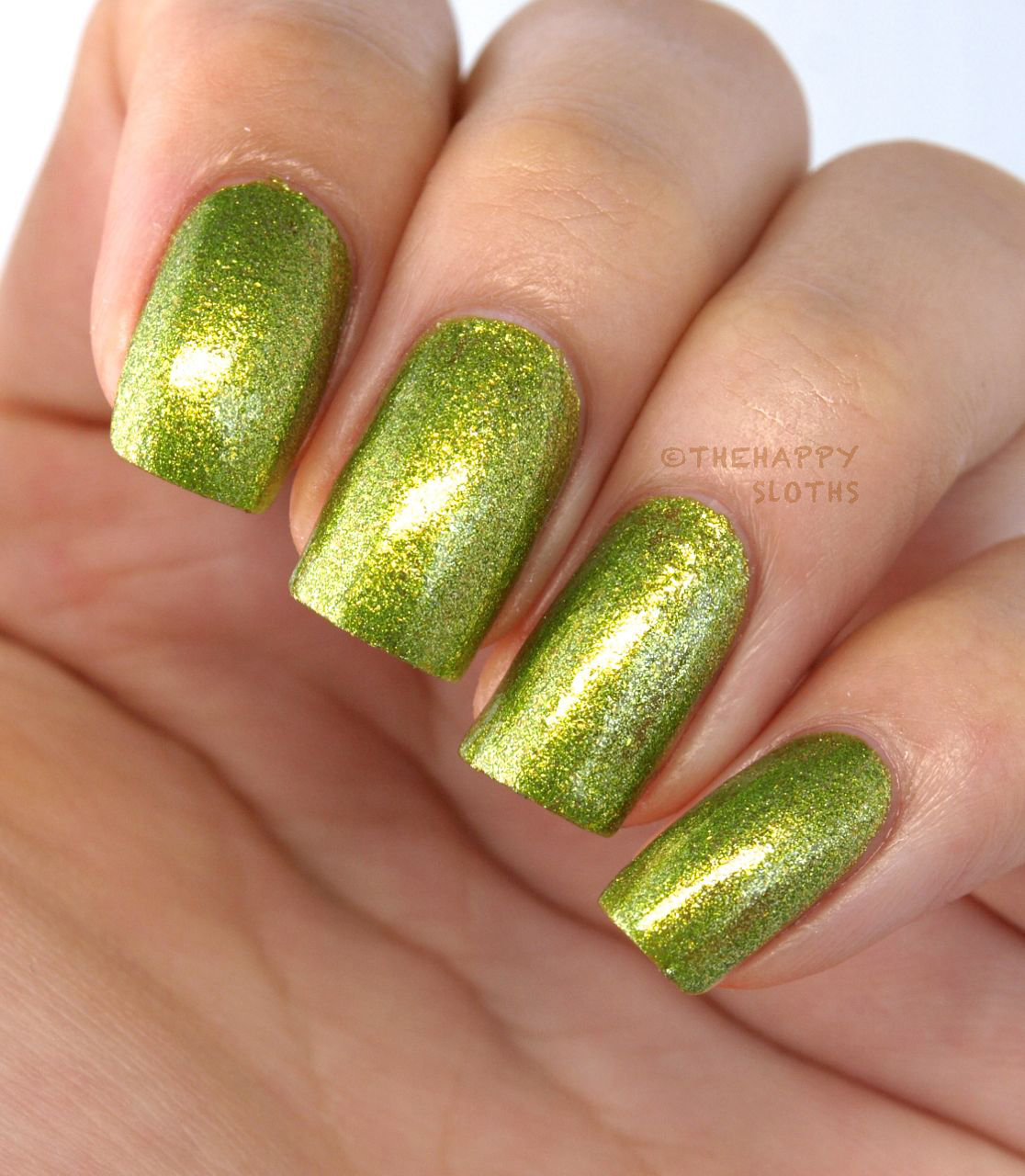 Deborah Lippmann Holiday 2014 Collection Weird Science Review and Swatches