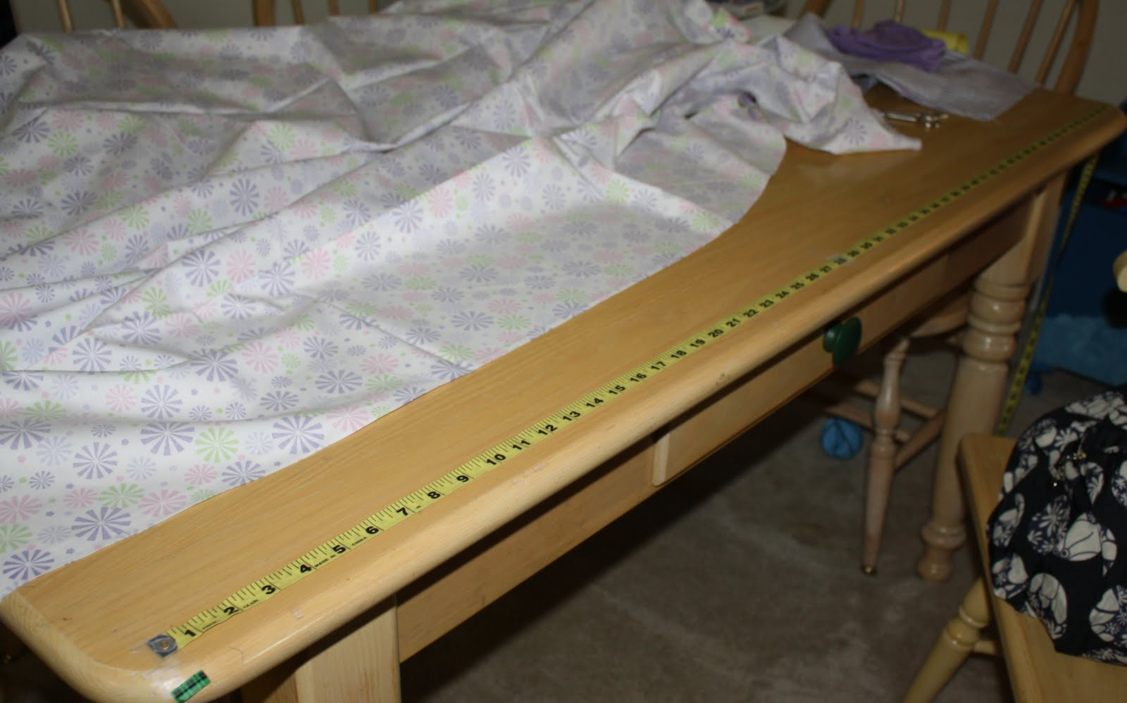 Hukilauthreads How To Cut Long Strips Of Fabric Even And