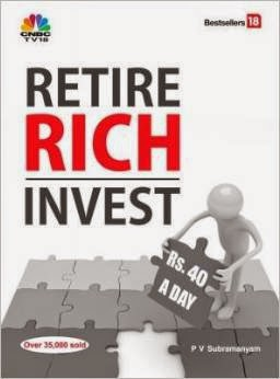Amazon: Buy Retire Rich Invest: Rs. 40 a Day at Rs. 239.
