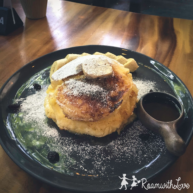 review,cafe,Iwane,pancake,Ricotta