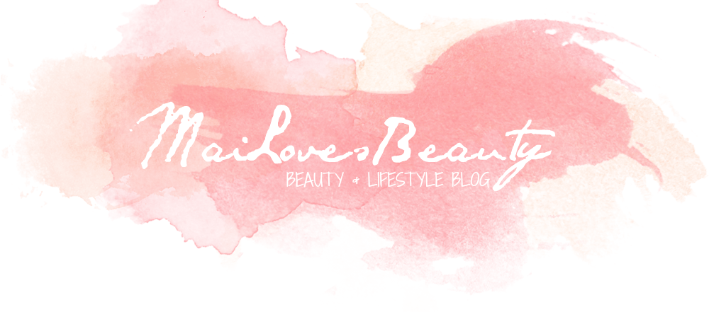 MAILOVESBEAUTY | A Beauty & Lifestyle Blog