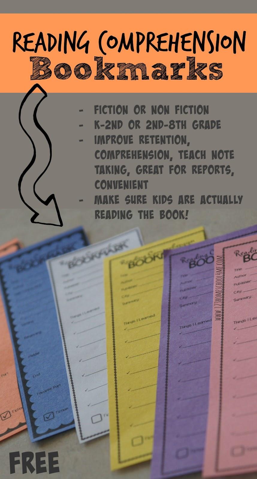 8th grade reading comprehension worksheets free