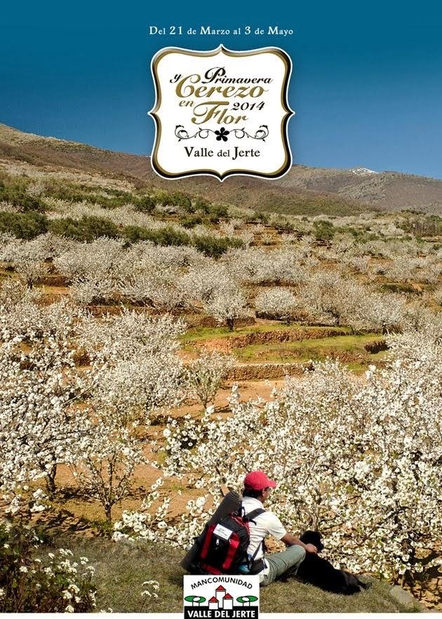 Primavera y Cerezo en Flor 2014 en el Valle del Jerte