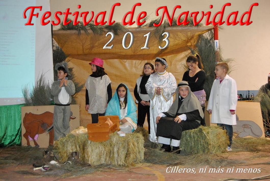 FESTIVAL DE NAVIDAD 2013