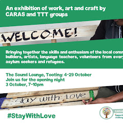 'Stay With Love' Exhibition
