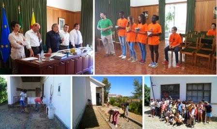 Olhar oleiros associa o ra zes promoveu escola de ver o for Piscina municipal oleiros