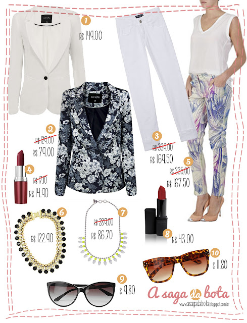 Rica, promoção, liquidação, bleudame, shop 126, renner, achados, contém 1g, maybelline, ligada na moda, iorane, rock lily, achados