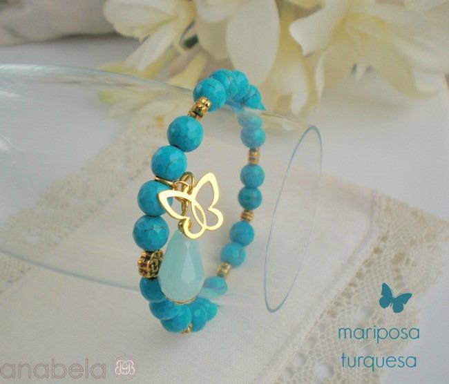 pulsera-howlita-turquesa-mariposa