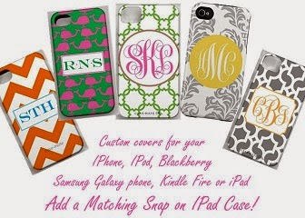 design your own monogrammed phone caswe