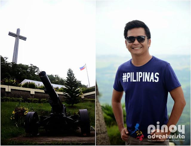 Dambana ng Kagitingan on Mount Samat Pilar Bataan