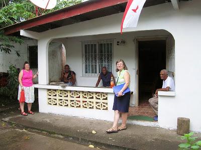 Afrocaribeños, Portobelo, Panamá, round the world, La vuelta al mundo de Asun y Ricardo, mundoporlibre.com