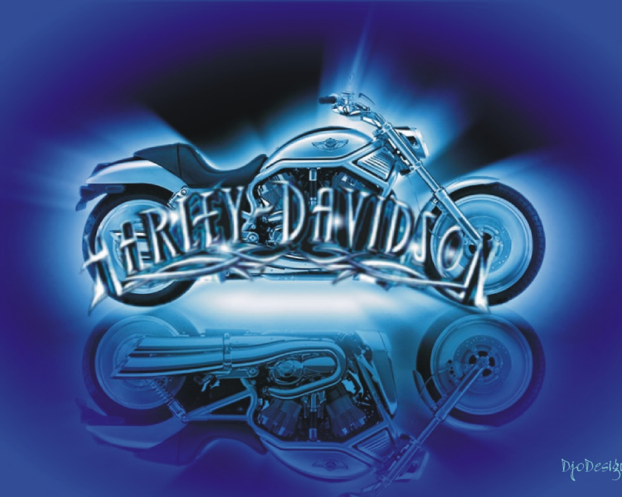 Harley Davidson Super Bikes