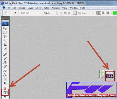 cara membuat cursor blogger