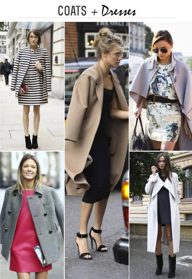Coats for Dresses