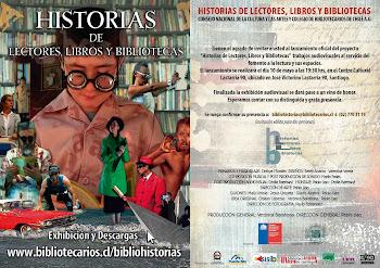 Historias de lectores libros y bibliotecas