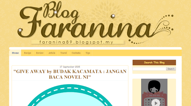 edit/design/customize blog, header murah