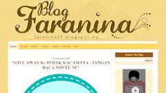 Tempahan Design Blog Faranina