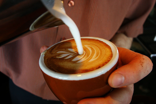how to make a good cappuccino