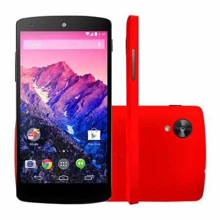 6. LG Google Nexus 5