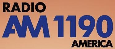 Resultado de imagen para 1190 RADIO AMERICA