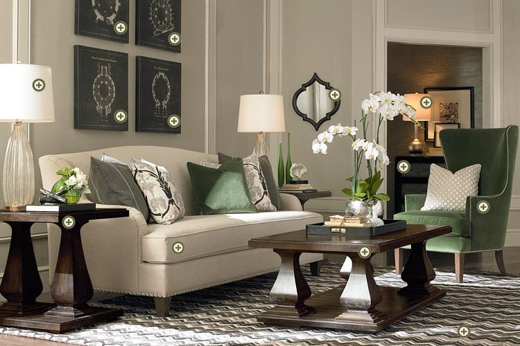 2014 luxury living room furniture designs ideas