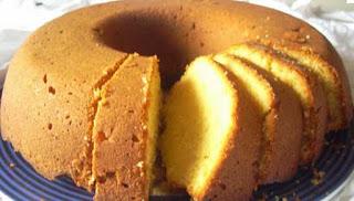Resep Kue Bolu Pisang Ambon Panggang