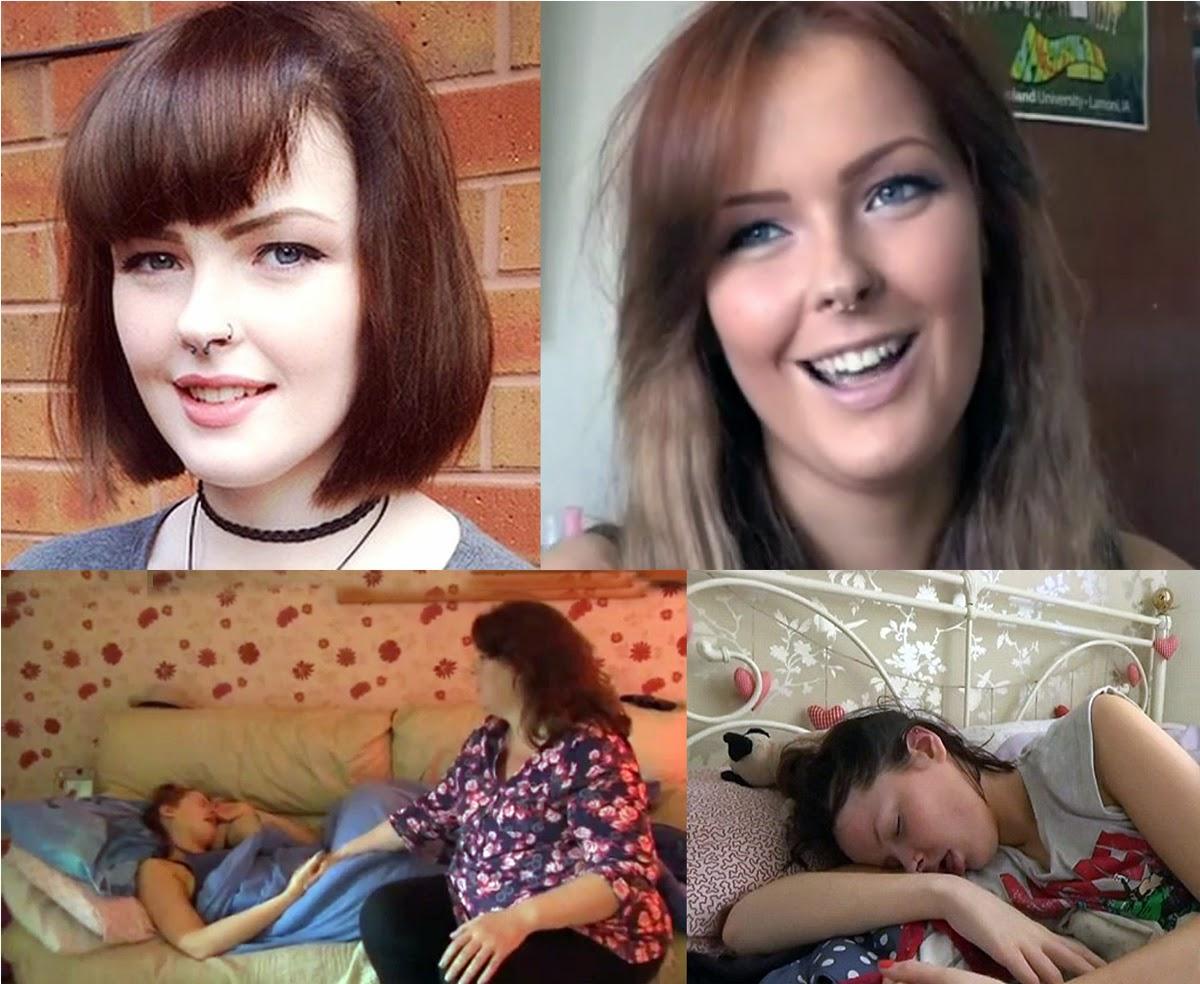 La leyenda real de la Bella Durmiente; joven británica duerme más de 20 horas diarias