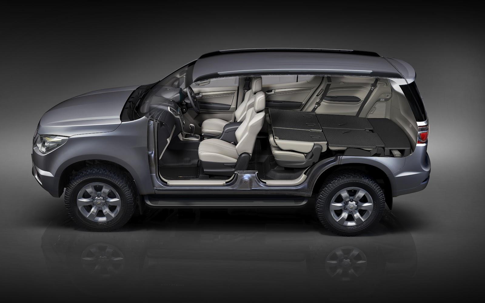 2012 - [Chevrolet] Trailblazer  2013+Chevrolet+Trailblazer+5