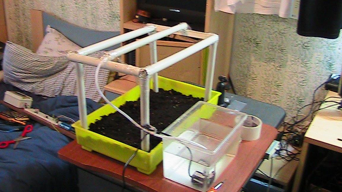 Il blog ufficiale di computer museo aggiornamento serra for Irrigazione serra