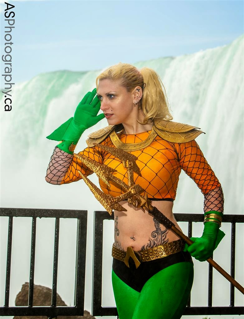 Freddie Nova Twitter Freddie Nova as Aquawoman From
