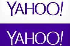 Yahoo! estrenó su nuevo logo