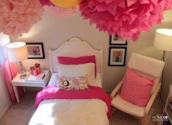 #8 Pink Bedroom Design Ideas