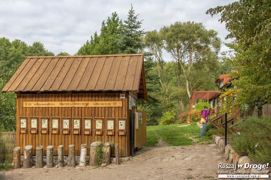 Turtul - Siedziba Suwalskiego Parku Krajobrazowego