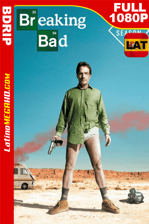 Breaking Bad Temporada 1 (2008) Latino Full HD BDRIP 1080P ()