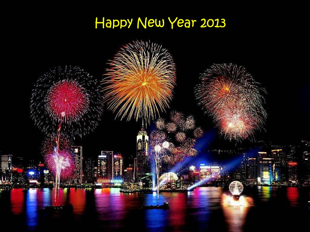 Most Beautiful Happy New Year Wishes Greetings Cards Wallpapers 2013 017