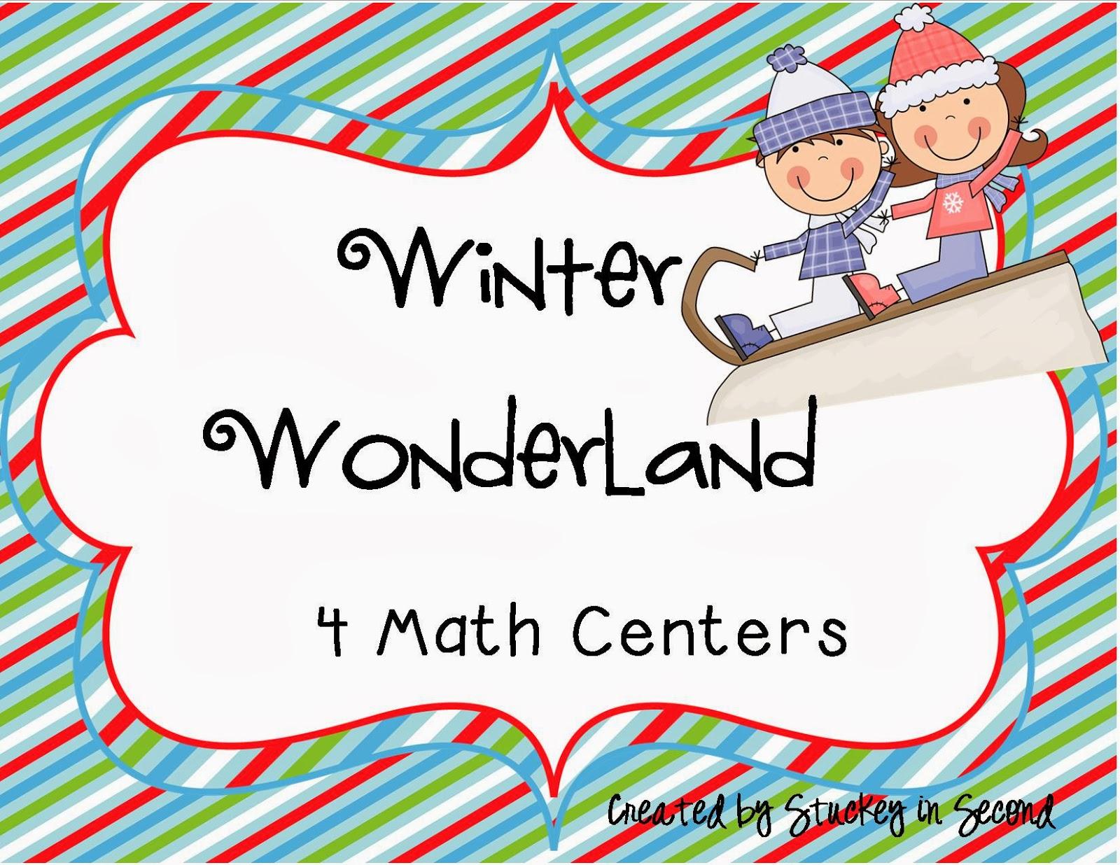 http://www.teacherspayteachers.com/Product/Winter-Wonderland-Math-Centers-mClass-Math-Practice-434992