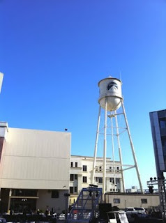 Paramount Studios' New York backlot