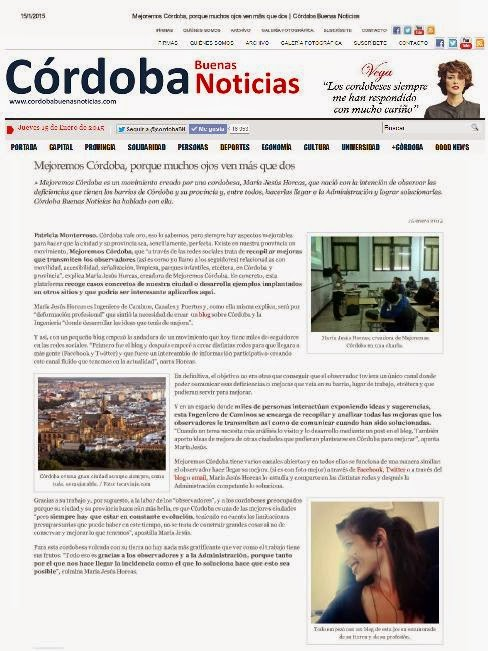 Entrevista Córdoba Buenas Noticias