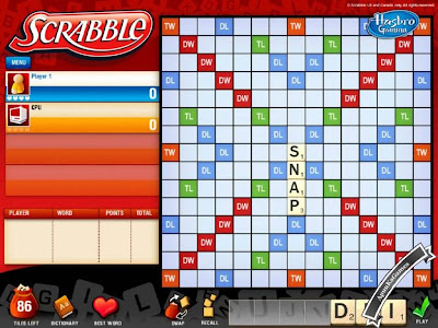 Scrabble 2013 Screenshots