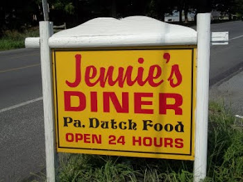 To read my review of Jennies diner in Lancaster county, click on image below.