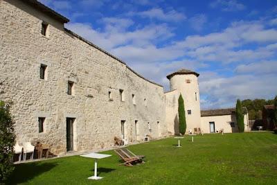 Hotel Le Château de Salettes. Blog Esteban Capdevila