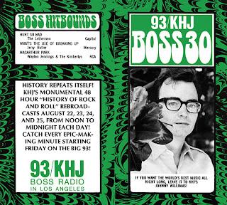 KHJ Boss 30 No. 215 - Johnny Williams