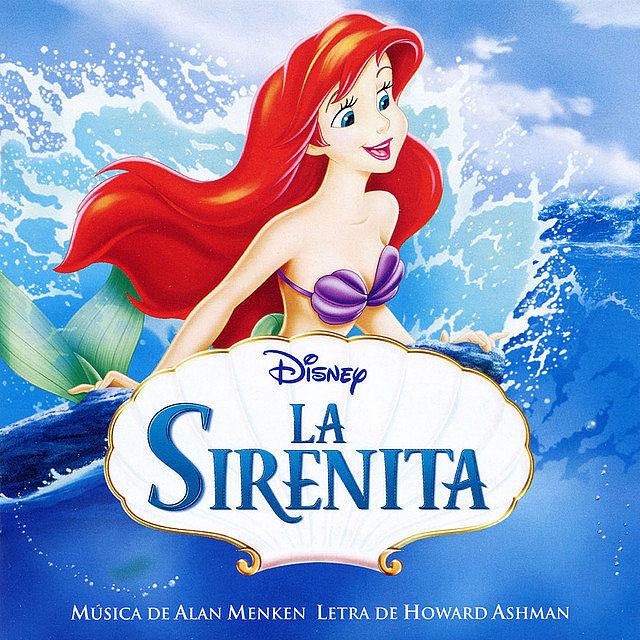 la sirenita audio latino: