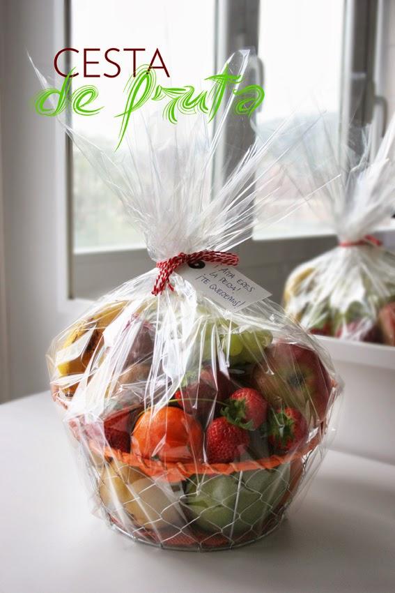 Cesta de fruta de regalo para el Día del Padre1