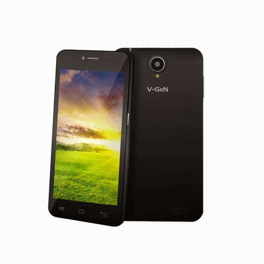 V-GEN C1 Smartphone | Spesifikasi Lengkap dan Harga Terbaru
